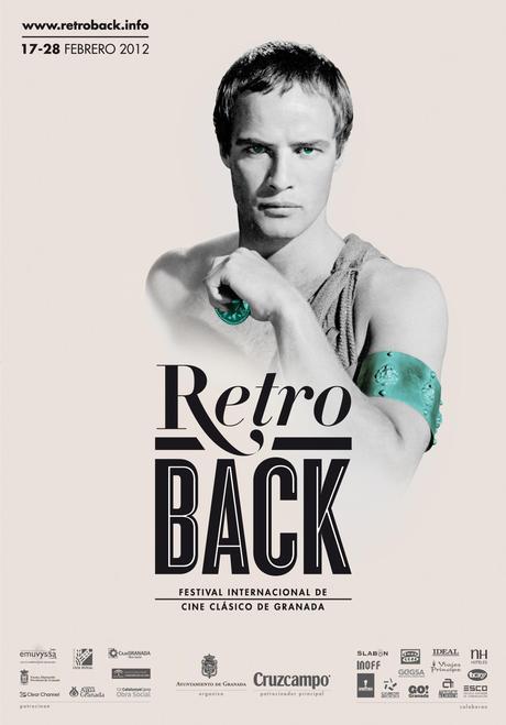 Retroback 2012 (Granada) MARLON BRANDO.