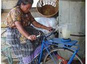 Maya Pedal poder Bicimáquinas Guatemala