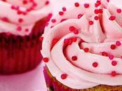 Cupcakes Rosa Valentin