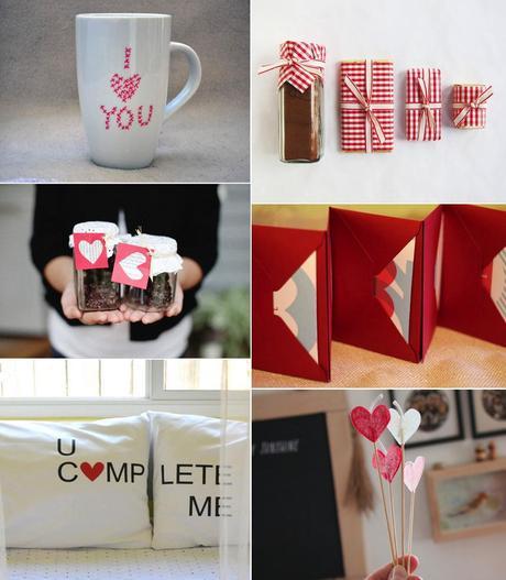 Sunday Post 12. DIY para San Valetín/Valentine's DIY