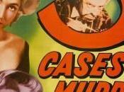 """bello arte: """"Three cases murder"""". Crímenes capítulos, tradición británica."""