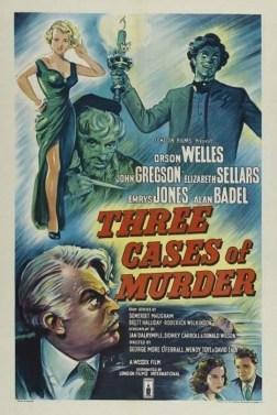 """El bello arte: """"Three cases of murder"""". Crímenes por capítulos, una tradición británica."""
