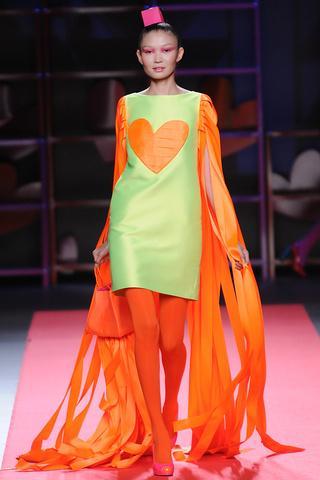 ÁGATHA RUIZ DE LA PRADA en Mercedes Benz Fashion Week ...