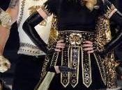 Madonna arrasa Super Bowl vestida Givenchy Alta Costura