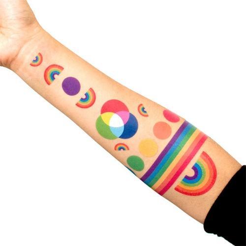 los tatuajes tattly vienen gran cantidad estilos