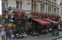 De bares por Londres