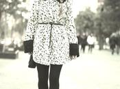 With coat...
