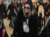 Madonna marcando tendencia nuevas gafas hogan