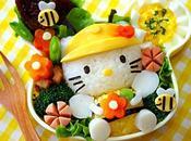 Bento comida Kawaii