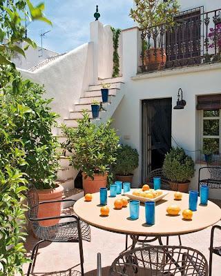 Los mejores patios rusticos paperblog for Decoracion de patios rusticos