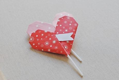 DIY #14. Corazones para San Valentín/ Valentine's hearts