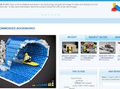 Rebrick, social Lego
