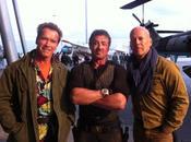 Schwarzenegger Stallone juntos Tomb