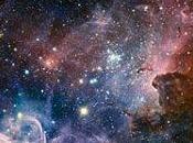 impresionante imagen infrarrojos Nebulosa Carina