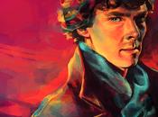 Sherlock 2010. Benedict Cumberbatch