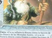 SATM, juego cartas Señor Anillos