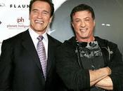 Sylvester Stallone Arnold Schwarzenegger trabajarán juntos