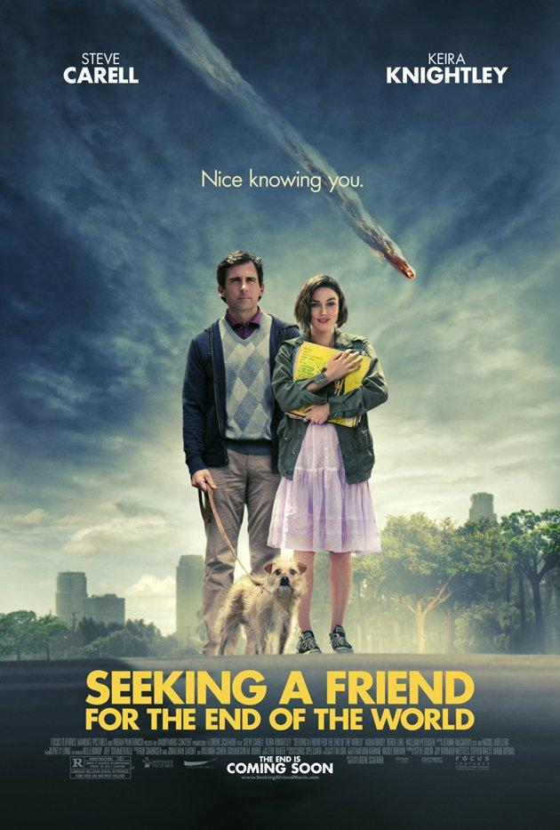 Poster de Seeking a Friend for the End of the World