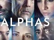 Serie 'Alphas'