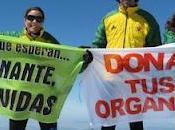 """""""Por esperan, donante. Salvá vidas""""."""