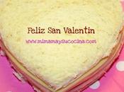 Sandwich Mixto–San Valentín