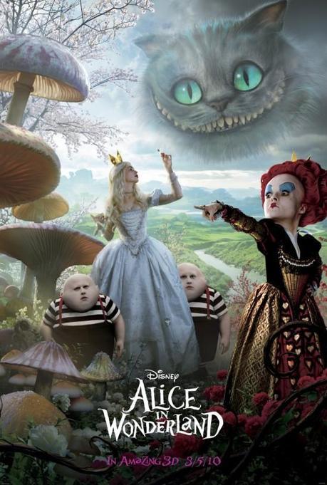 Alice in Patheticland: menos mal que no la pagué en 3D