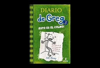 DIARIO DE GREG 3 ¡ESTO ES EL COLMO! de Jeff Kinney - Paperblog