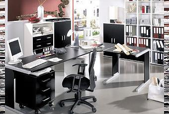 Ideas para decorar oficinas peque as paperblog for Ideas para oficinas pequenas