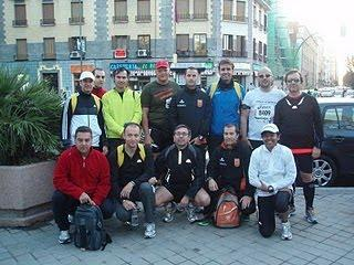 media maraton Villa de Madrid 2010
