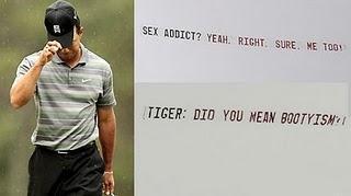Los nuevos patrocinadores de Tiger Woods