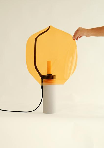 Lighthouse lamp. Bouroullec