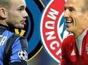 triunfos Robben Sneijder