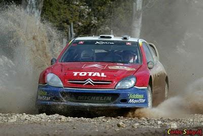 WRC 2010: Rally de Turquía. Info y horarios de Fox Sports.