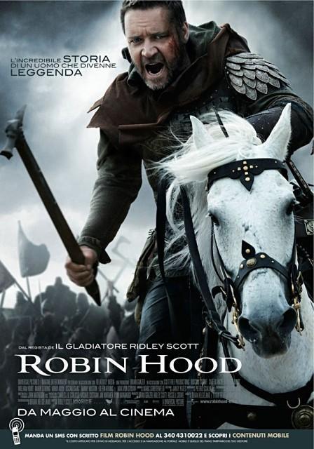 Ridley Scott habla de Robin Hood 2