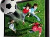 Futbol televisado febrero 2012