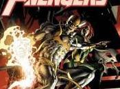Portada Avengers Cruce
