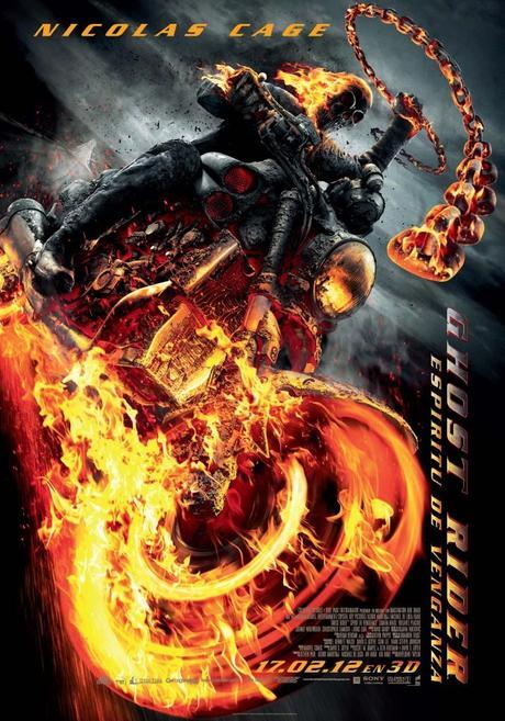 Ghost Rider: Espíritu de Venganza-Notas de producción