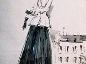 Sesenta cinco aniversario Look Christian Dior