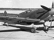 avión Supermarine Seafire