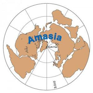 Un nuevo modelo predice un futuro supercontinente: Amasia
