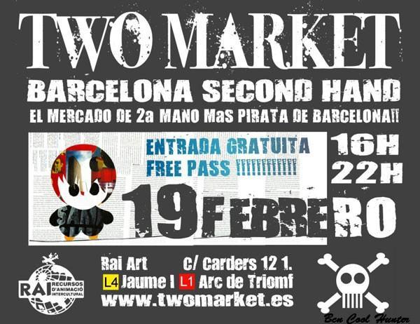 Mercadillo de ropa de segunda mano en barcelona paperblog - Mercadillos de segunda mano barcelona ...