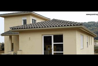 Las casas industrializadas paperblog for Casas industrializadas