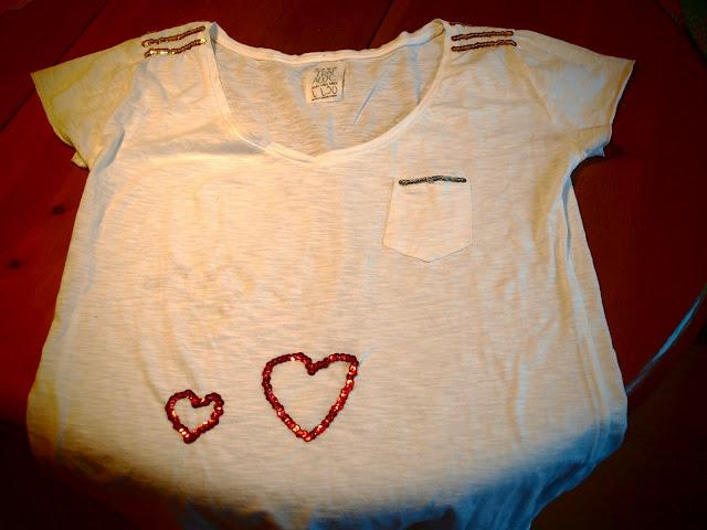 Diy paperblog - Decorar camisetas basicas ...