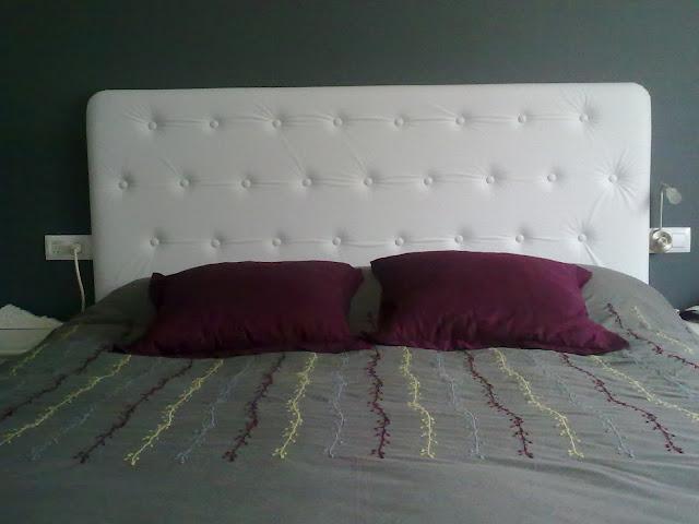 Cabeceros cama ikea america 39 s best lifechangers - Cabecero cama acolchado ...