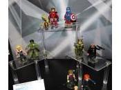 Fotos Minimates Vengadores Amazing Spider-Man Fair 2012