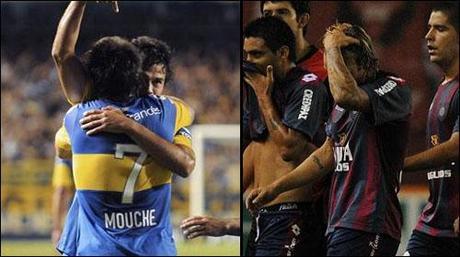 Resumen 1º Fecha del Futbol Argentino