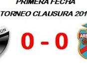 Colón:0 Arsenal:0 (Fecha