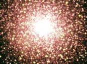 violento nacimiento estrellas antiguas Láctea