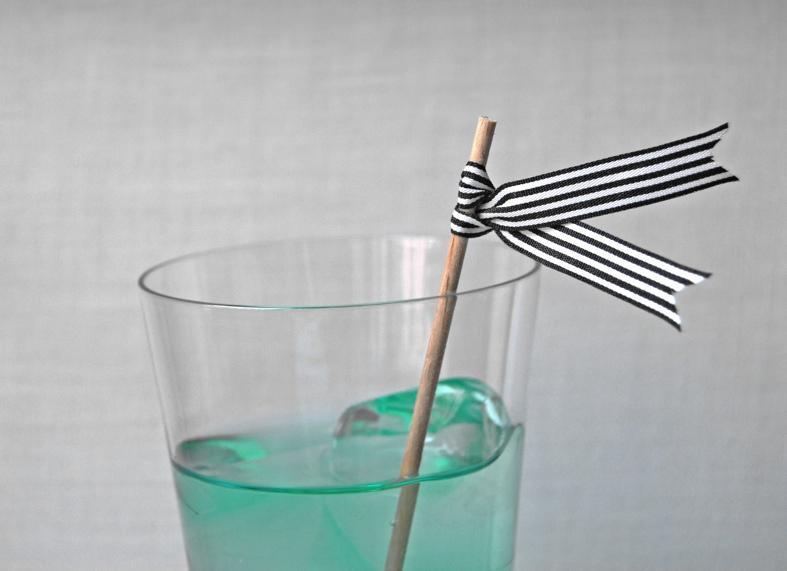 DIY. Removedores para cócteles/Drinks remover