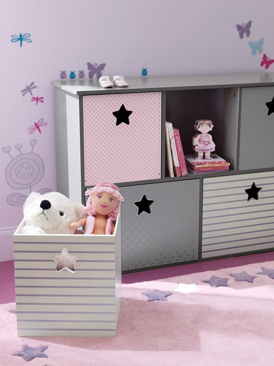 decoracion habitacion infantil mariposas